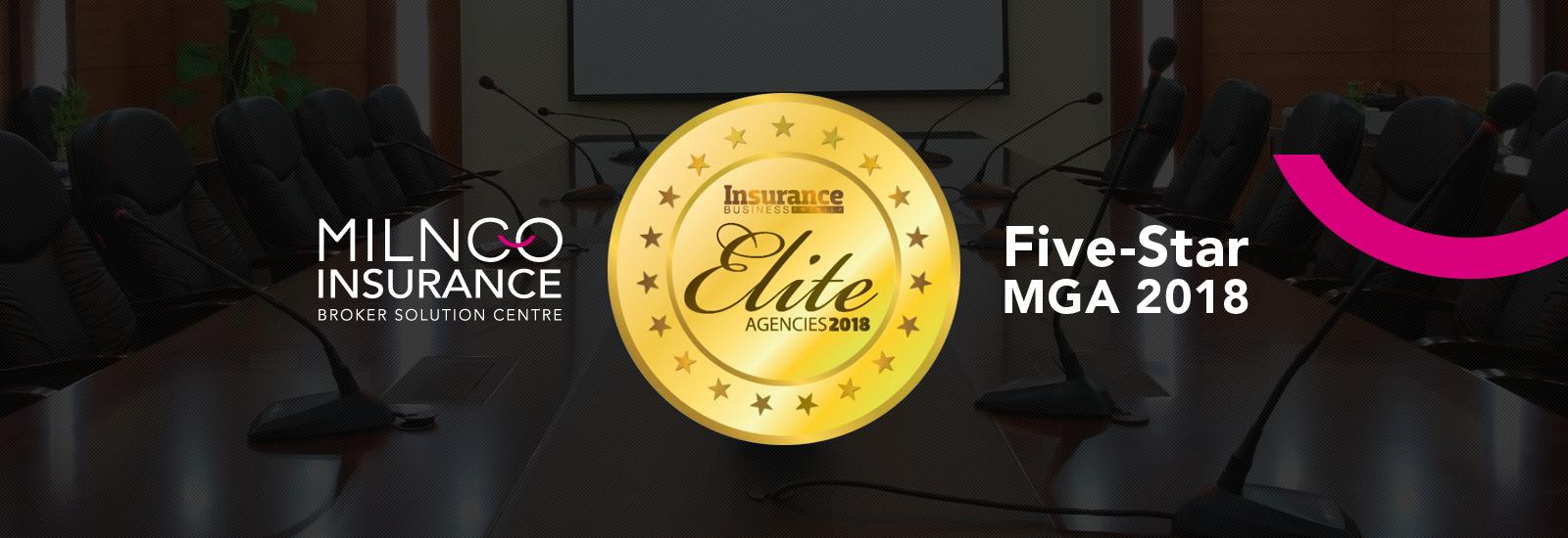 Five Star MGA 2018