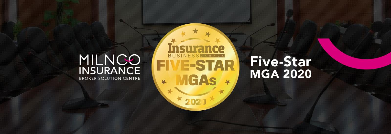 Five Star MGA 2020
